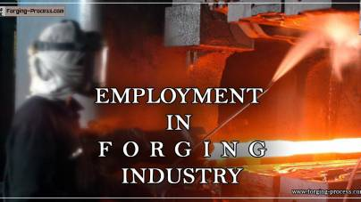 Employment in Forging Industry