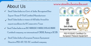 Steel Tubes India, Importer and Exporter of Metal Products