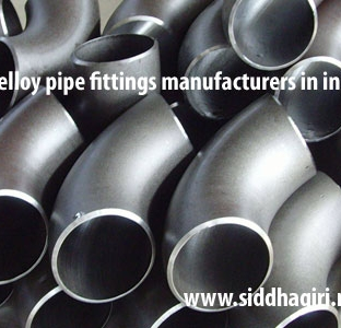 hastelloy pipe fittings manufacturers in india