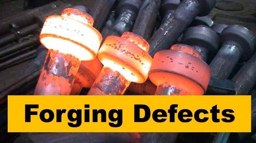 Cold Shuts Defects In Forging