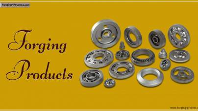Forging products