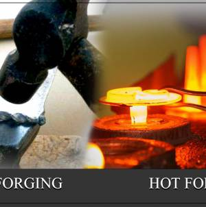What is Difference Between Hot Forging vs Cold Forging