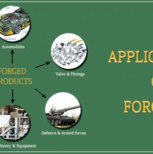 Common Applications And Advantages of Forgings